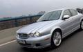 Jaguar X-TYPE. Тест-драйв